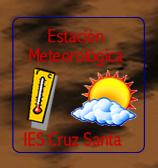 Estación Meteorológica IES Cruz Santa