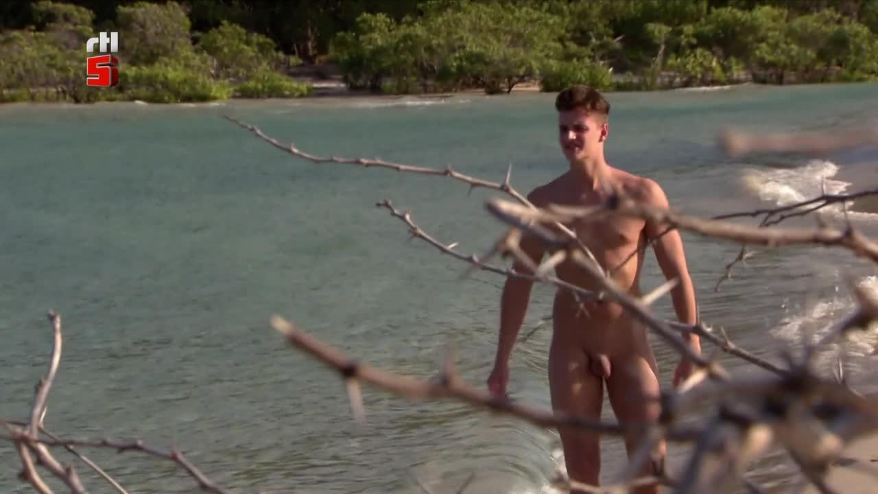 patrick war burton nude