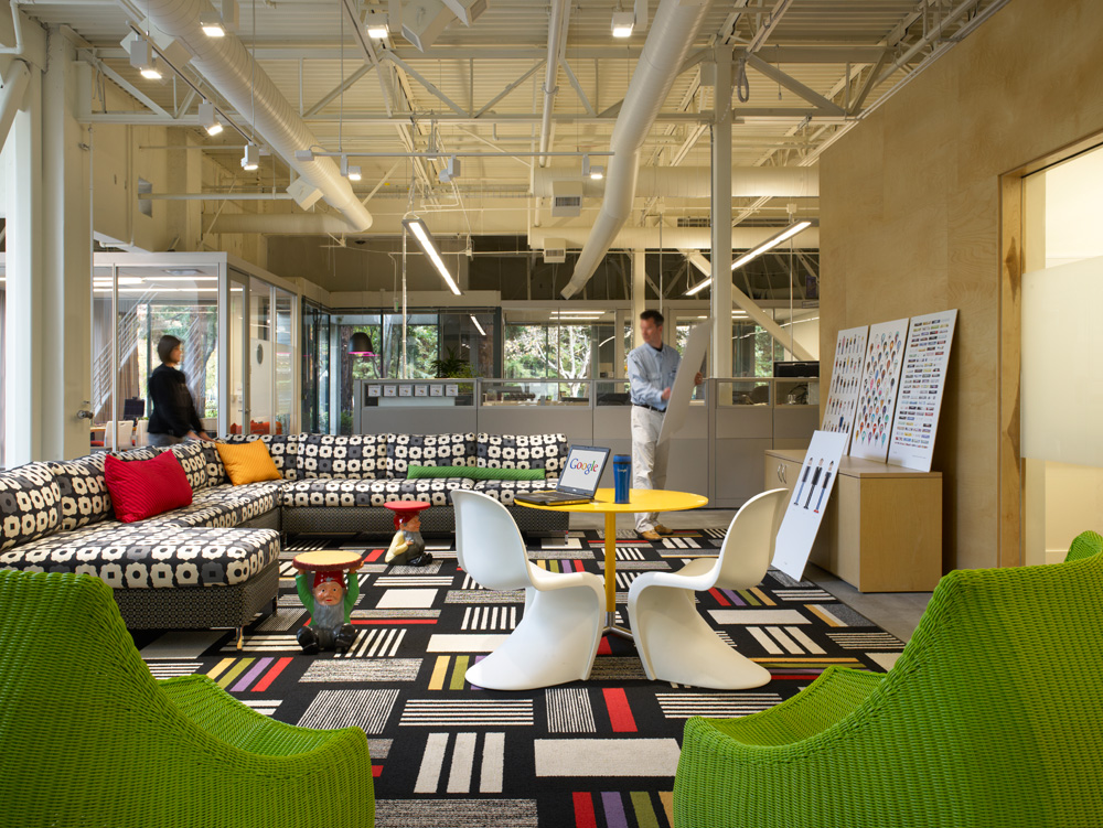 google office california. Office Interior Design | Google Renovation Mountain View California Mithun O