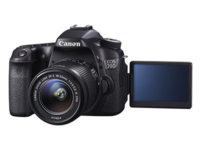 Canon EOS 70D 2