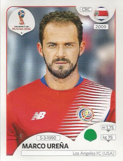 Mexico Jesús Corona Sticker 466 Panini WM 2018 World Cup Russia