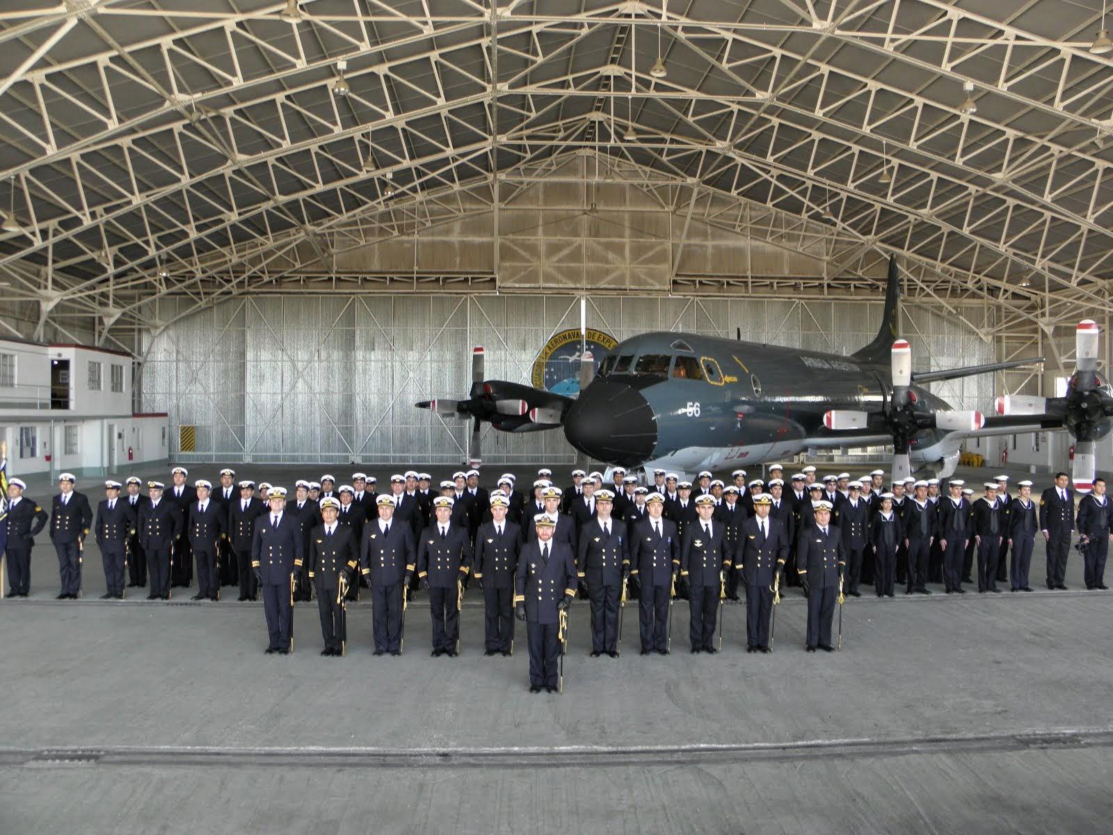 55° Aniversario Escuadrilla Aeronaval de Exploración