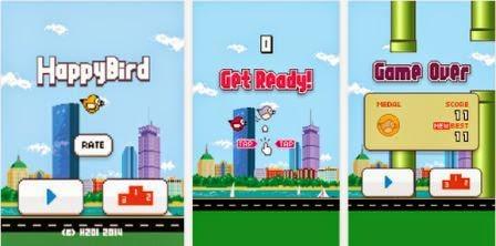 Floppy Bird PRO Apk Terbaru