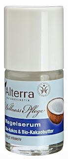 Alterra Wellness Pflege LE Nagelserum Kokos