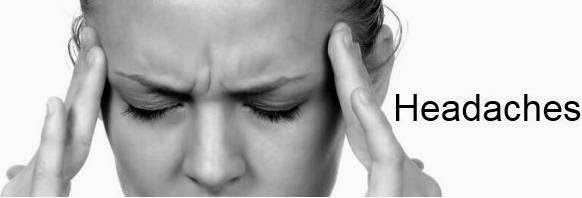 Bad headaches after taking clomid