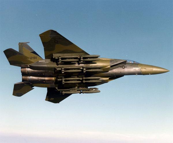 F 15 Strike Eagle McDonnell Douglas F-15...