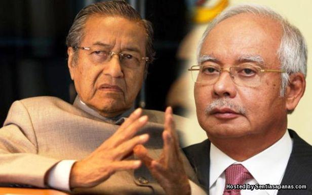 Mahathir-Najib