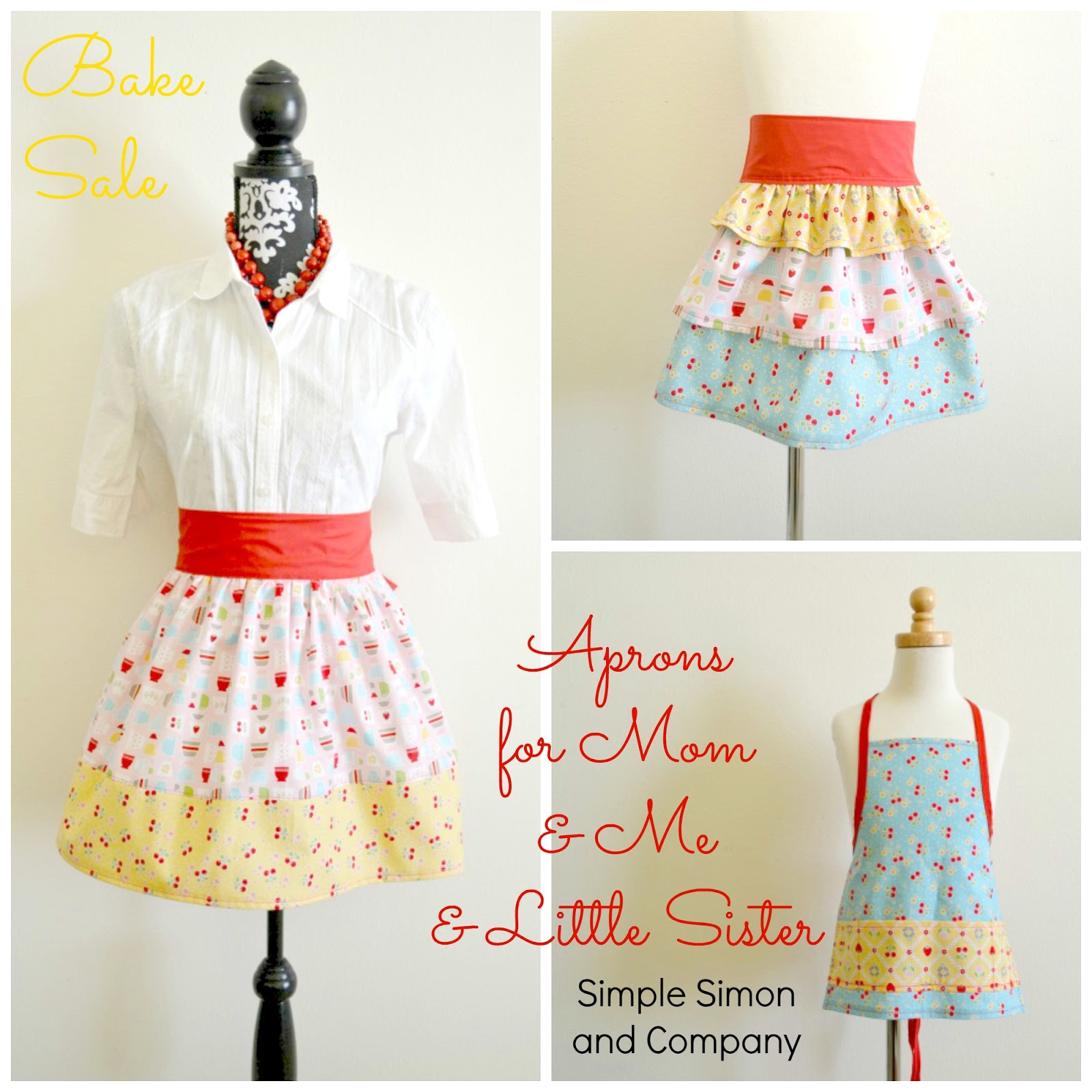 Childs Apron Pattern Cool Inspiration