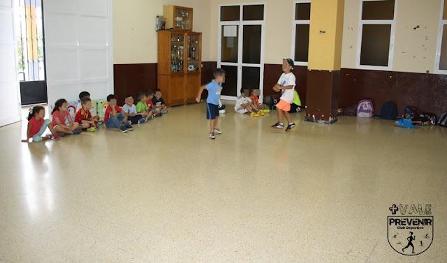baile moderno niños