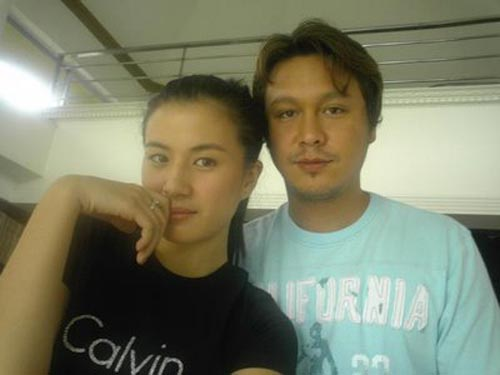 janna dominguez and baron geisler photo
