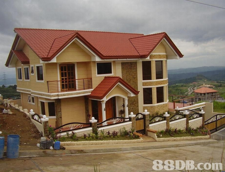 Blackswaan dream houses in different countries part3 for Different elevations of house