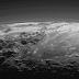 Montañas en Plutón