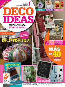 REVISTA DECO IDEAS