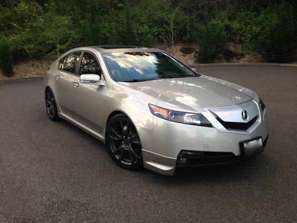rare 2010 acura tl sh auto restorationice. Black Bedroom Furniture Sets. Home Design Ideas