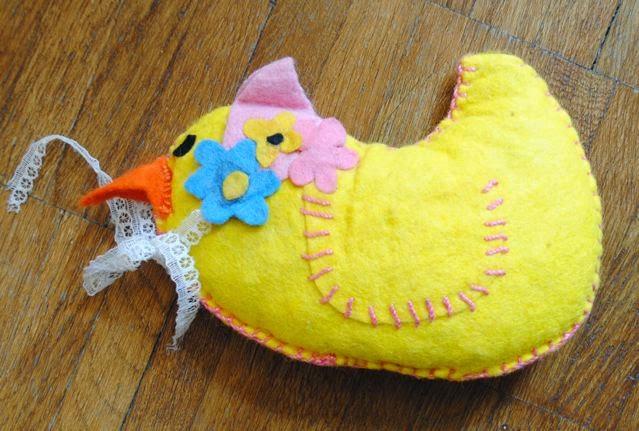 crap craft chicken egg holder