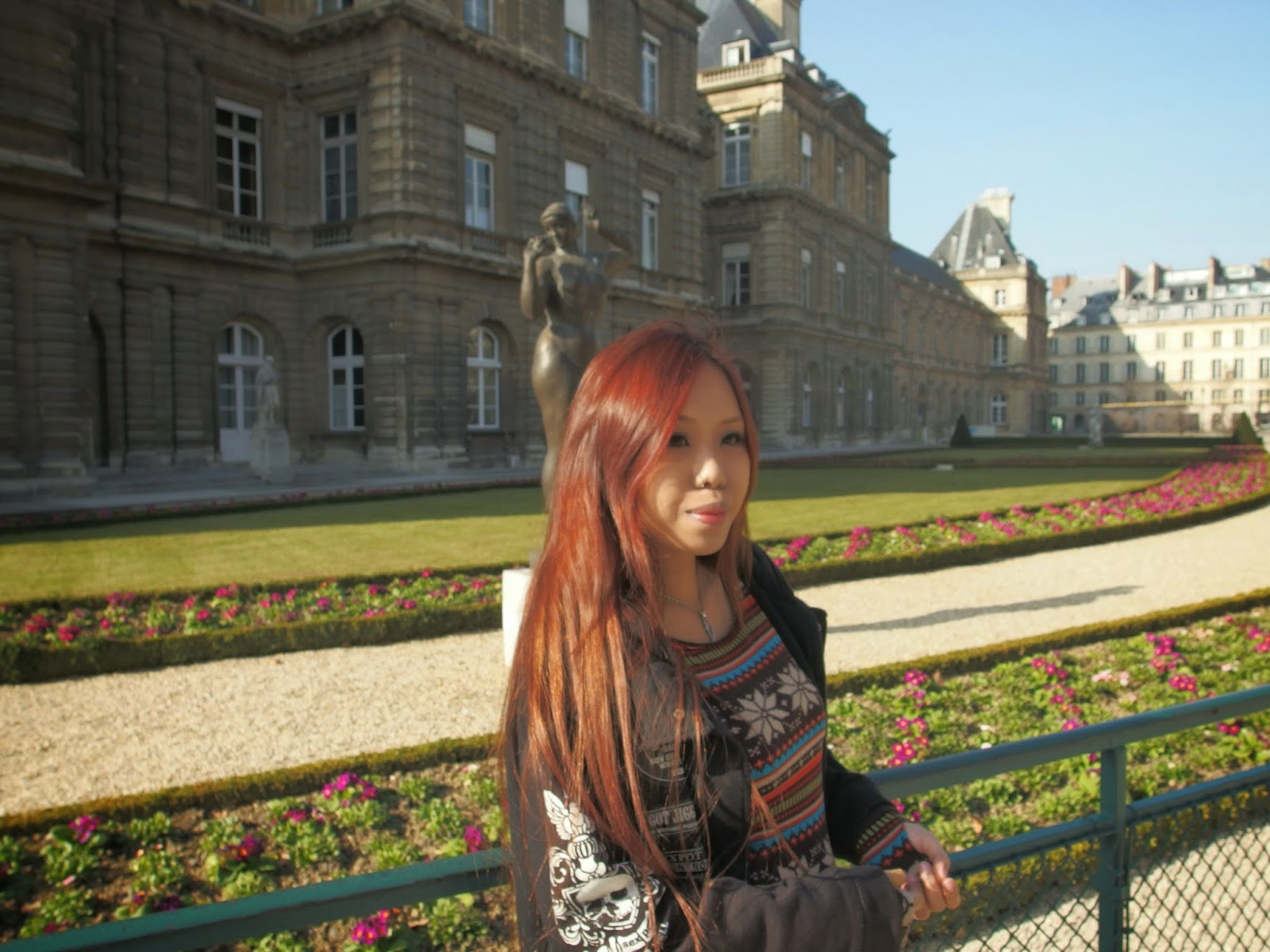 Jardin du Luxembourg – Palace Gardens Paris