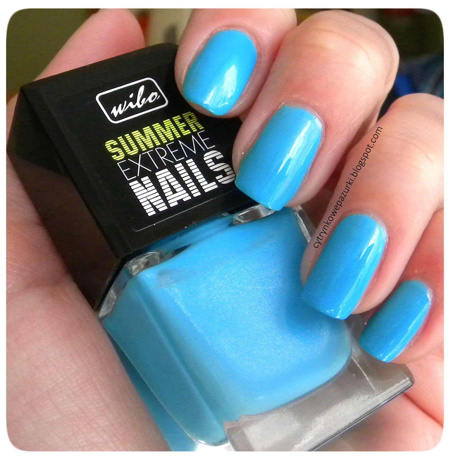 Wibo Summer Extreme Nails 532