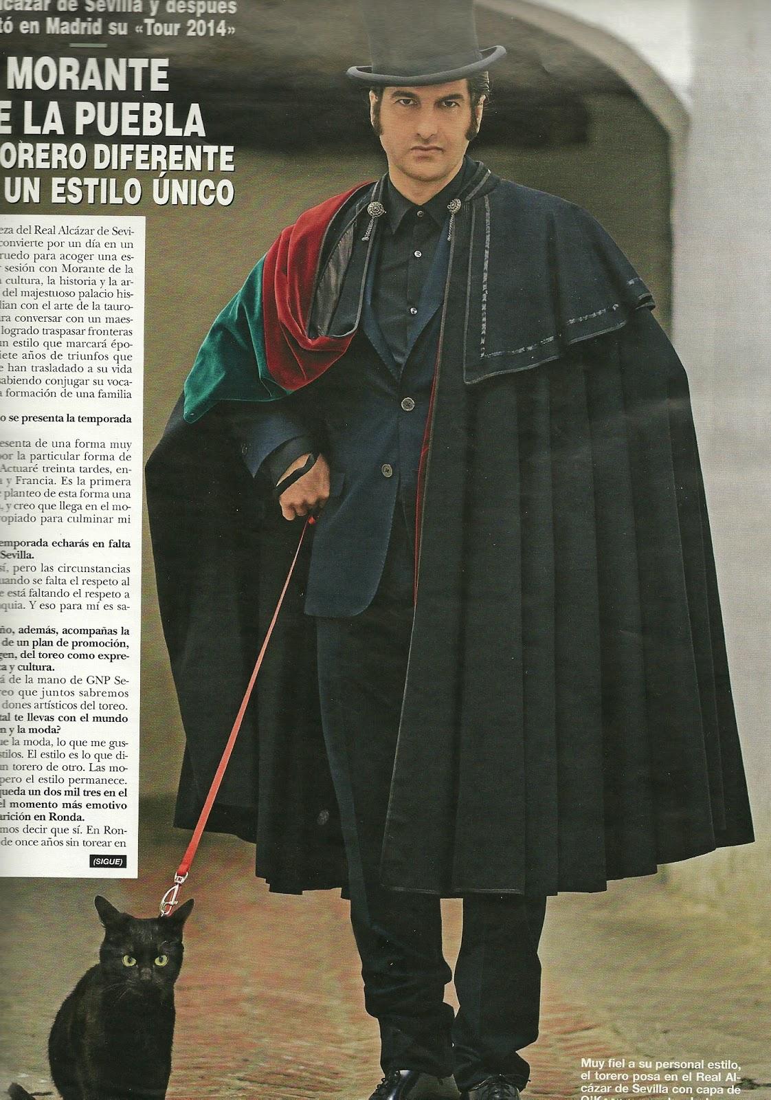 Una foto de Morante cada día - Página 9 Morante+de+la+Puebla+en+HOLA+3