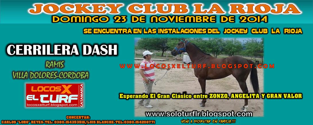 23-11-14- LA RIOJA-CERRILERA DASH