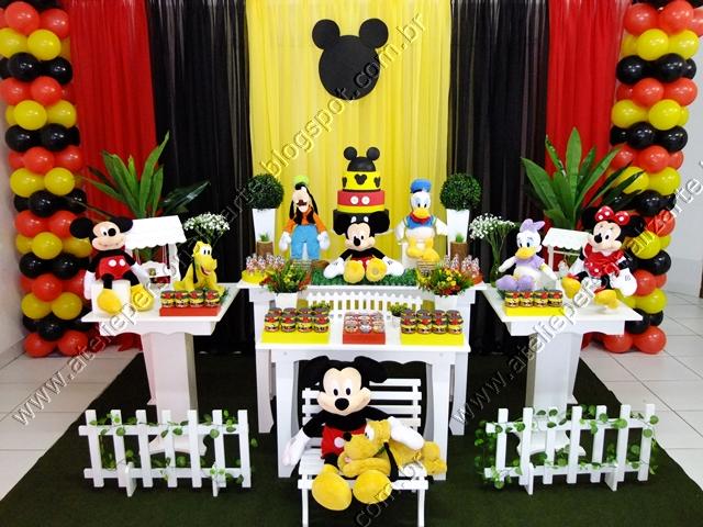 decoracao festa mickey : decoracao festa mickey:Decoração de festas, lembrancinhas personalizadas, bolos