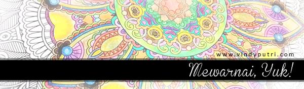 Mewarnai, Yuk! - Coloring for Adults
