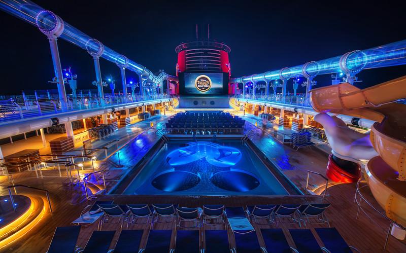 No gambling on disney cruise