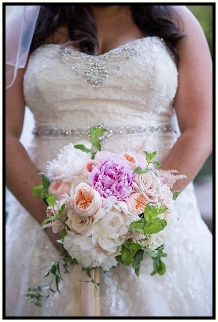 Bride's Bouquet - River Stone Manor - Scotia NY - Schenectady - Wedding Flowers - Splendid Stems Floral Designs