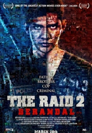 Film The Raid 2: Berandal 2014 di Bioskop