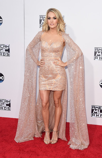 Actress, Singer, @ Carrie Underwood - American Music Awards in Los Angeles