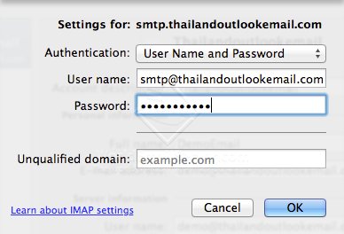 how to add more mail accounts on mac