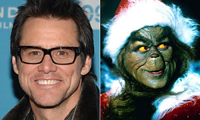 Jim Carrey - Grinch