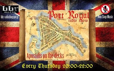 'Port Royal': Πέμπτη 28 Ιανουαρίου στις 20:00