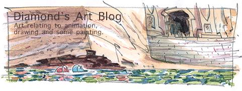 Diamond's Art Blog