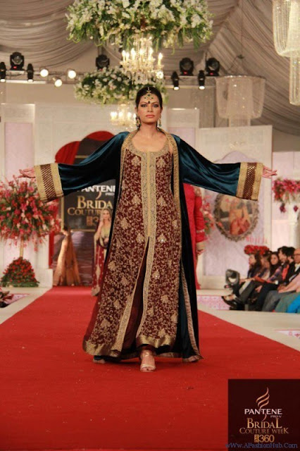 Pantene Bridal Couture Week Style 360 2013 Fashion In New Look