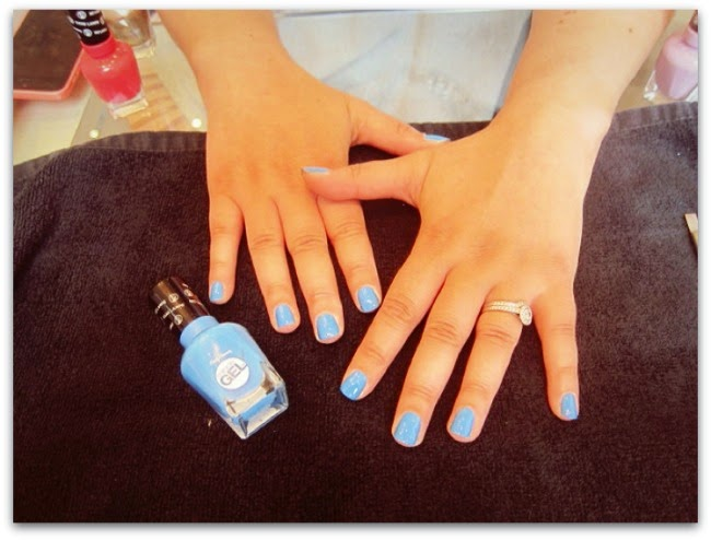Sally Hansen Miracle Gel Hydro Electric