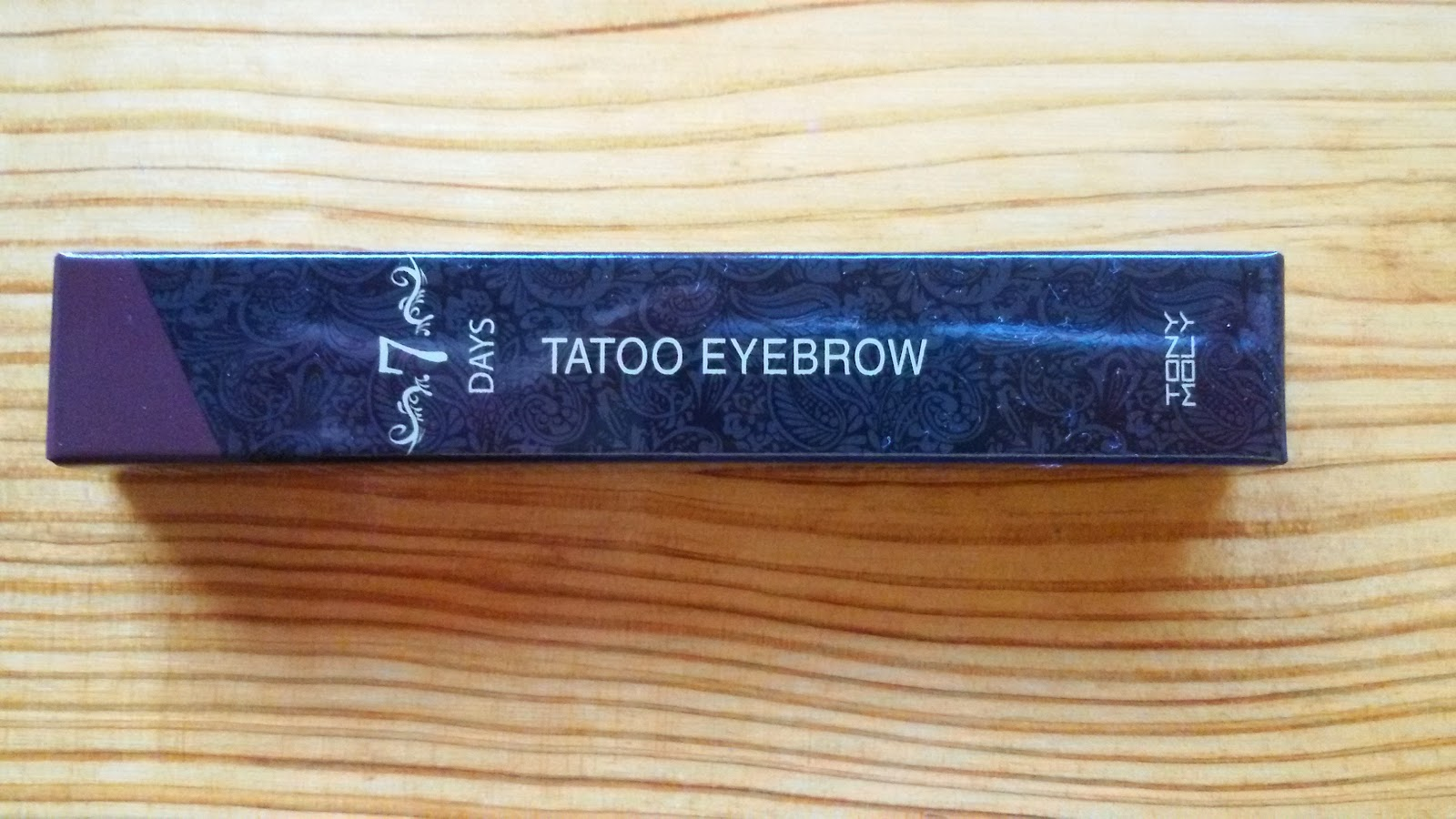 Tatoo Eyebrow от Tony Moly