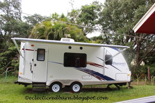 Passport Ultra Lite Camper