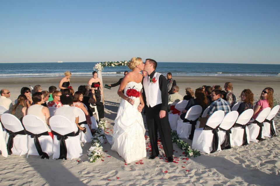Featured Wedding Kyi And Dan In Cocoa Beach Florida