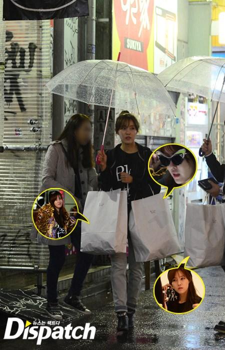 Hyomin Shopping Di Jepang 01