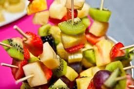 Aperitivo Frutas Frescas