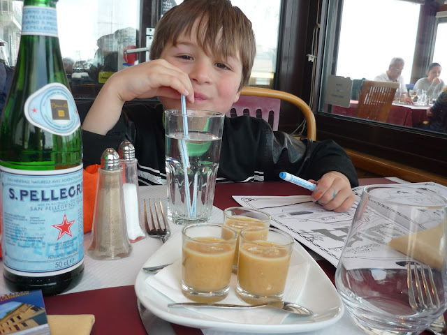 malo les bains, eating in france,