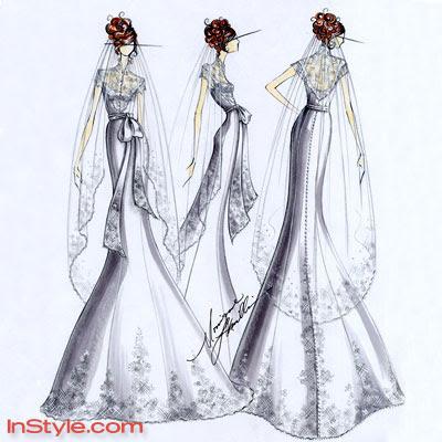 Designer Sketches Sentani Boutique Brisbane