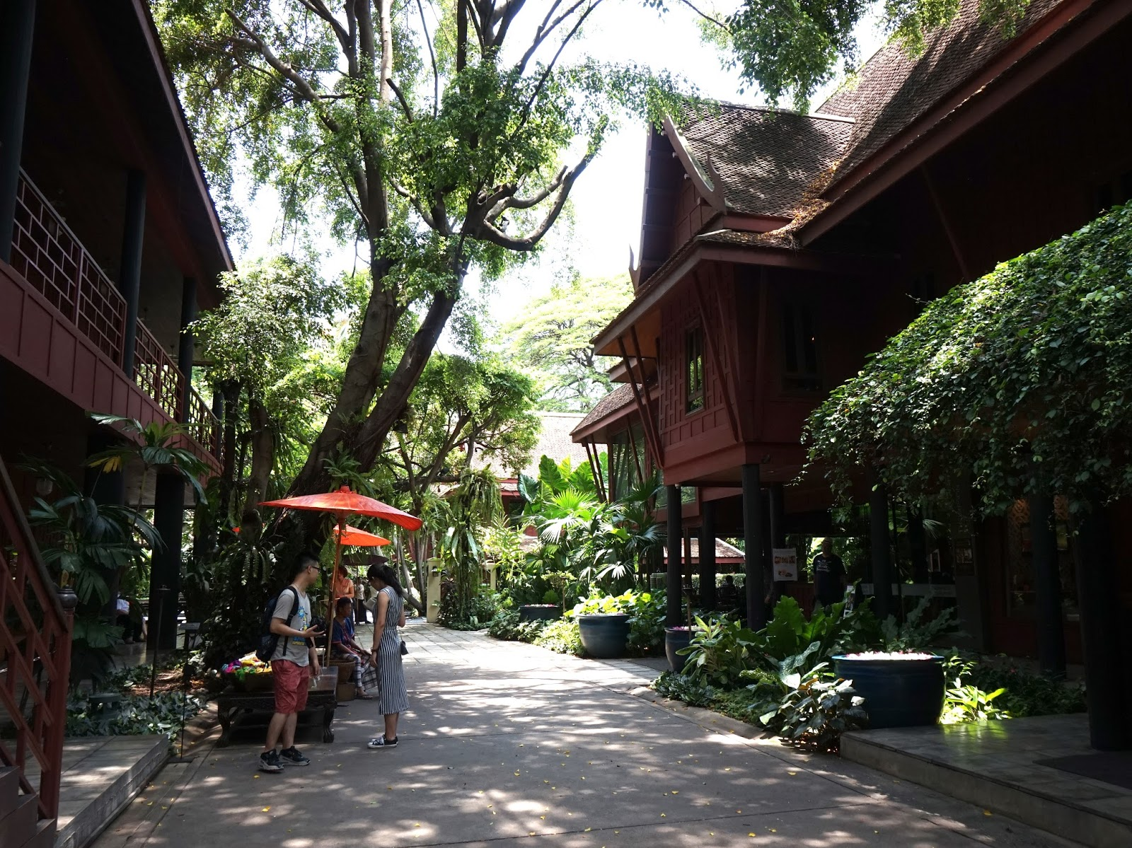 TBJ TRAVELS: Bangkok Diaries 2: Erawan Shrine, Jim Thompson House, And Lumpin...