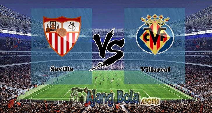 Prediksi Skor Sevilla vs Villareal 27 Oktober 2014, La Liga