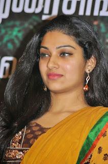 Actress Avantika Mohan Latest Pictures in Salwar Kameez at Aalamaram Movie Audio Launch  0018