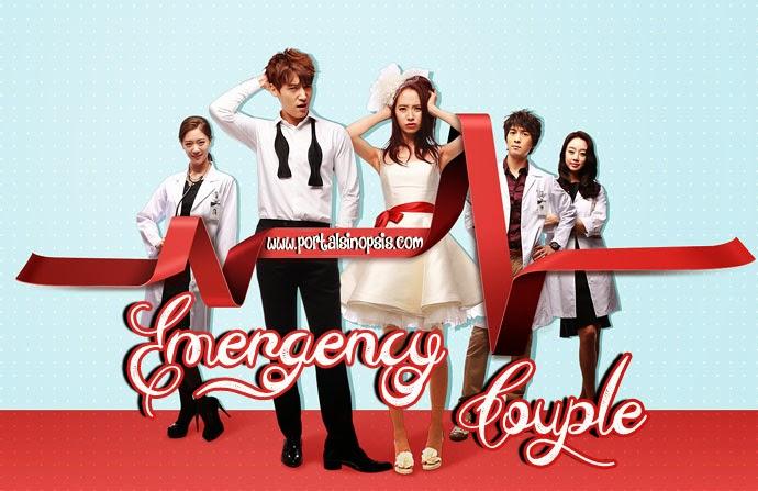 Drama Korea Emergency Couple bercerita tentang kehidupan percintaan