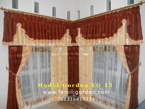 Model Gorden Minimalis FG 19