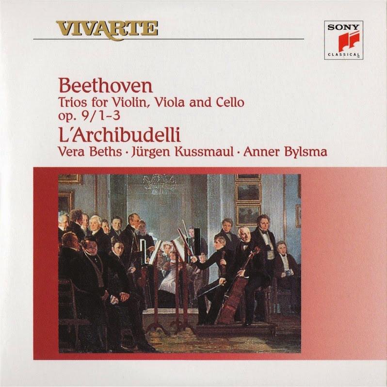 Tríos de Beethoven