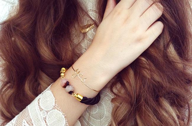 aimerose lovein apyranke bracelet