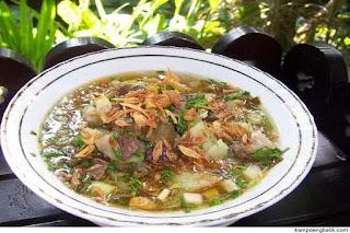 Resep Membuat Empal Asem Khas Cirebon